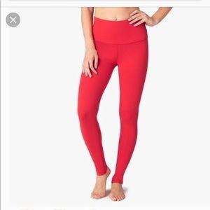 """Beyond Yoga """"Take Me Higher"""" Full Length Legging"""